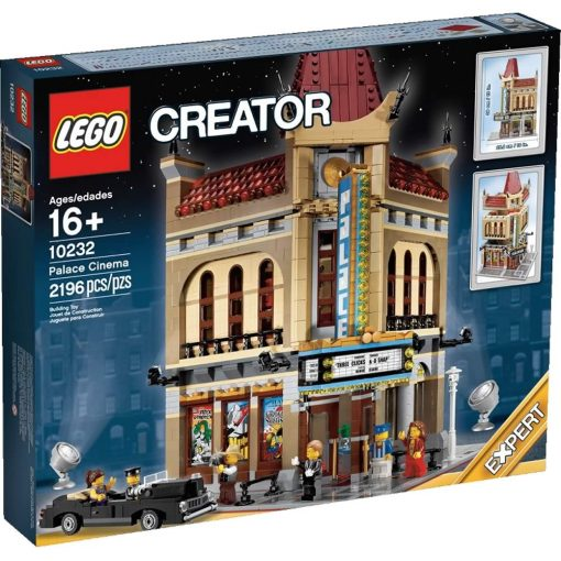 LEGO Palace Cinema 10232 box
