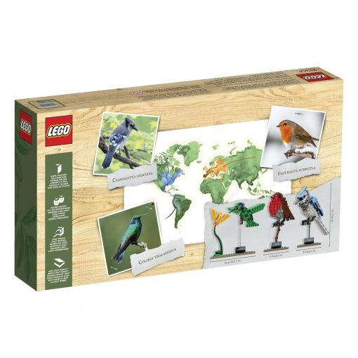 LEGO Birds Box Back
