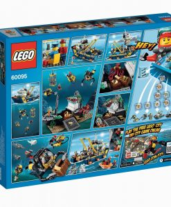 LEGO 60095 box back