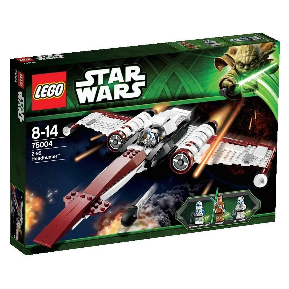 lego star wars z 95 headhunter 75004 brickworld. Black Bedroom Furniture Sets. Home Design Ideas