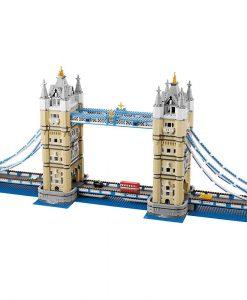 LEGO Tower Bridge 10214 build