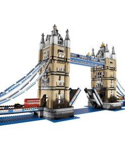 LEGO Tower Bridge 10214 detail