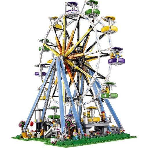 LEGO Ferris Wheel 10247 Build