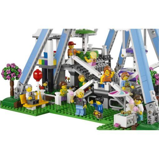 LEGO Ferris Wheel 10247 Detail