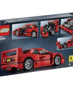 LEGO Ferrari F40 10248 Box Back