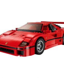 LEGO Ferrari F40 10248 Build