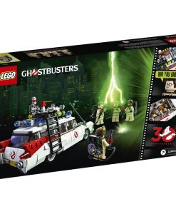 LEGO Ghostbusters Ecto-1 21108 Box Back