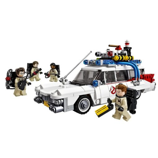 LEGO Ghostbusters Ecto-1 21108 Build