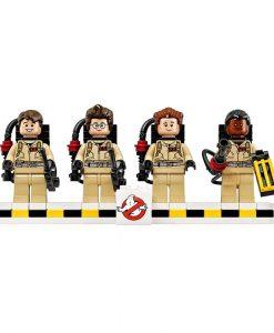 LEGO Ghostbusters Ecto-1 21108 Minifigures