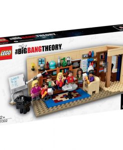 LEGO Big Bang Theory 21302 Box