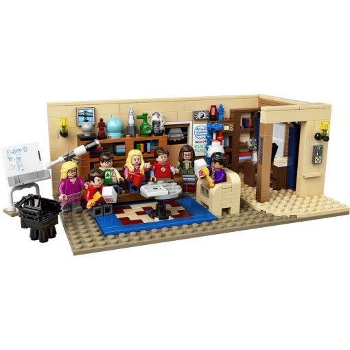 LEGO Big Bang Theory 21302 Build