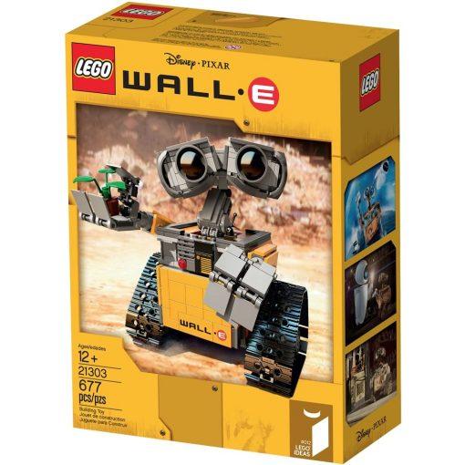 LEGO WALL-E 21303 Box