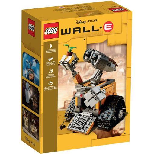 LEGO WALL-E 21303 Box Back