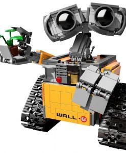 LEGO WALL-E 21303 Build