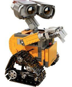 LEGO WALL-E 21303 Detail