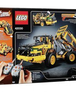 LEGO Volvo L350F 42030 Box Back