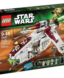 LEGO Star Wars Republic Gunship 75021 Box