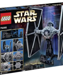 LEGO TIE Fighter 75095 Box Back