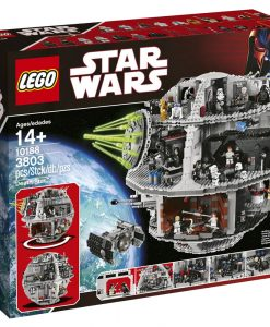 LEGO Death Star 10188 Box