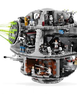 LEGO Death Star 10188 Build