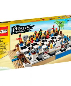 LEGO Pirates Chess Set 40158 Box