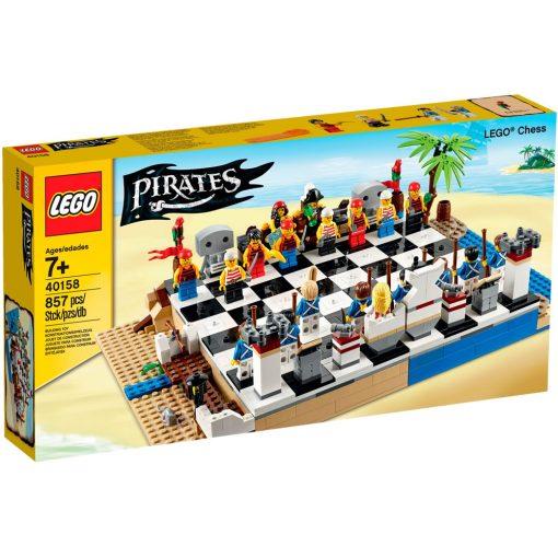 LEGO Pirates Chess Set 40158 Box