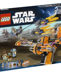 LEGO Star Wars Podracers 7962 Box