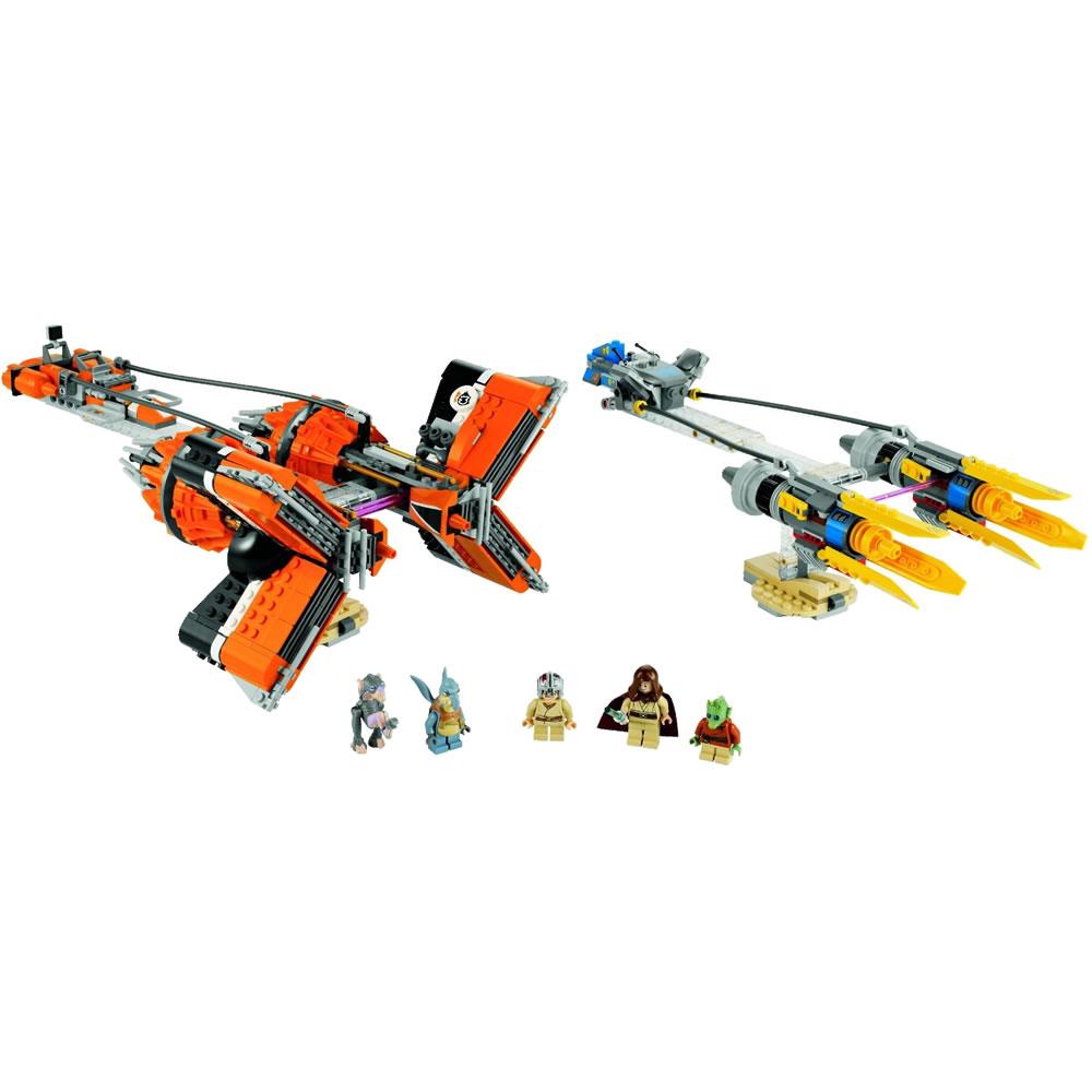 lego star wars podracers buy lego 7962 at brickworld. Black Bedroom Furniture Sets. Home Design Ideas