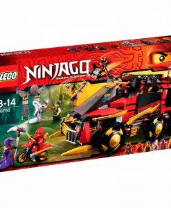 LEGO Ninja DB X 70750 Box