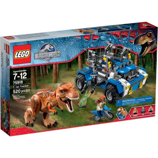 LEGO T-Rex Tracker 75918 Box