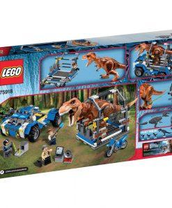 LEGO T-Rex Tracker 75918 Box Back