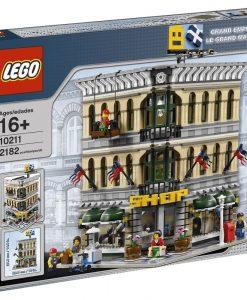 LEGO 10211 Grand Emporium Box