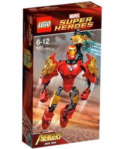 LEGO Iron Man 4529 Box