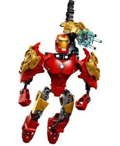 LEGO Iron Man 4529 Build