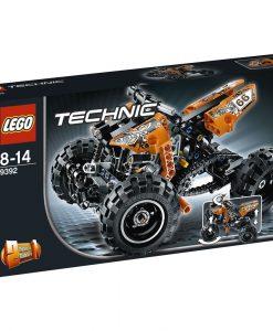 LEGO Technic Quad Bike 9392 Box