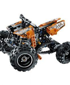 LEGO Technic Quad Bike 9392 Build