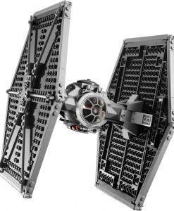 LEGO TIE Fighter 9492 Build