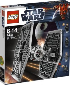 LEGO TIE Fighter 9492 Box