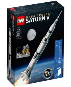 LEGO Apollo Saturn V 21309 Box