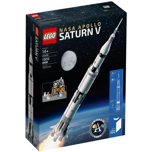 LEGO Apollo Saturn V 21309 Box