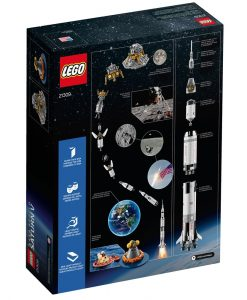 LEGO 21309 Box Back