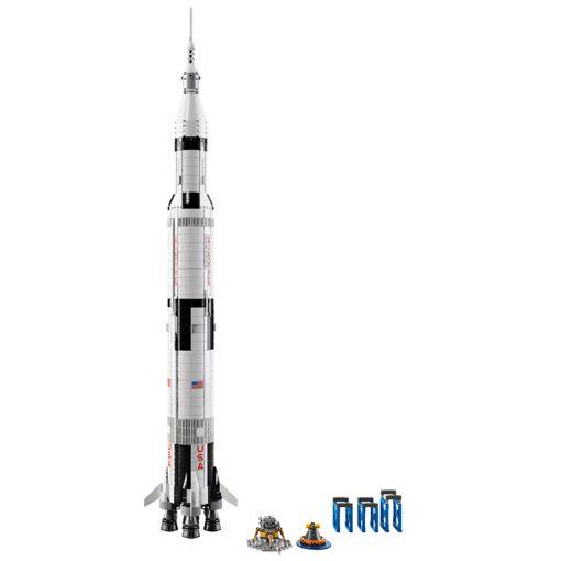 LEGO 21309 Build