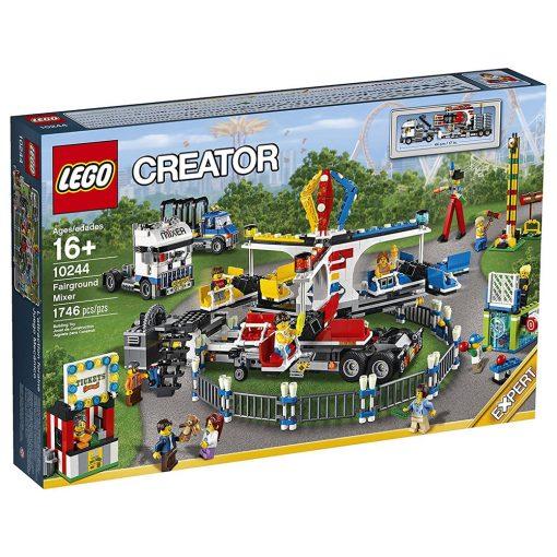 LEGO 10244 box