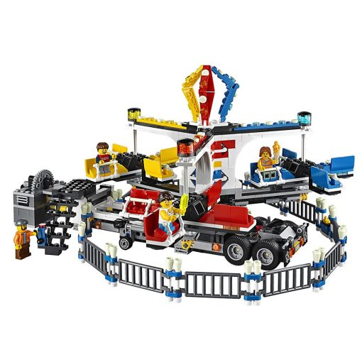 LEGO 10244 model