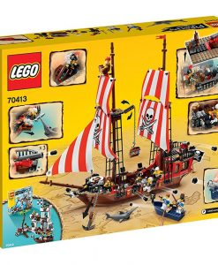 LEGO 70413 Box Back