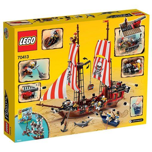 LEGO 70413 Box Back